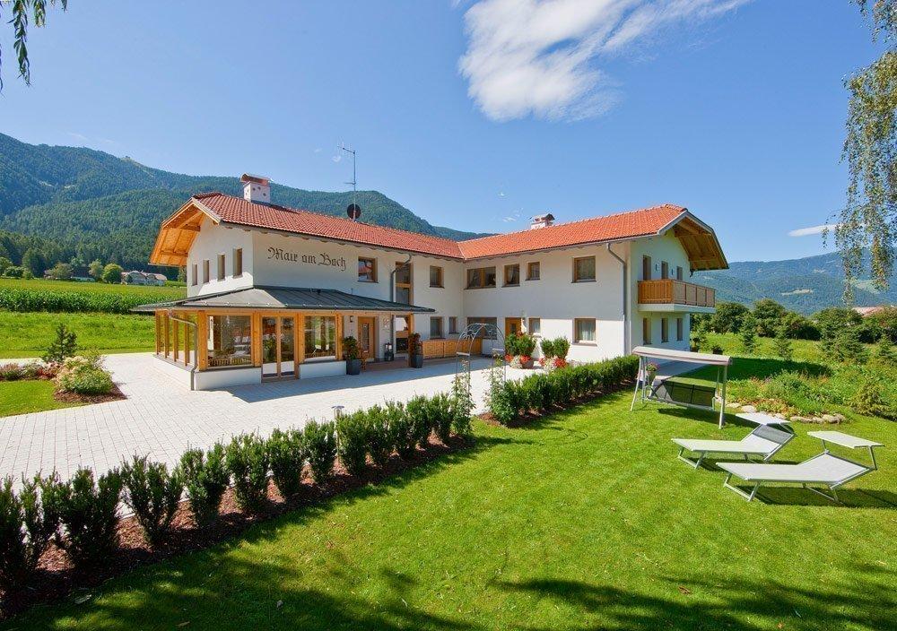 Bauernhof Mair am Bach – komfortable Ferienwohnungen in Reischach